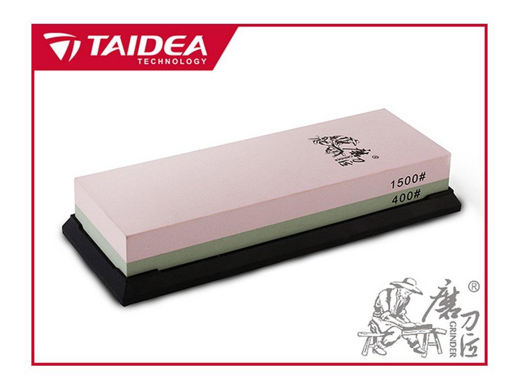 Brusný kámen Taidea kombinovaný 400/1500