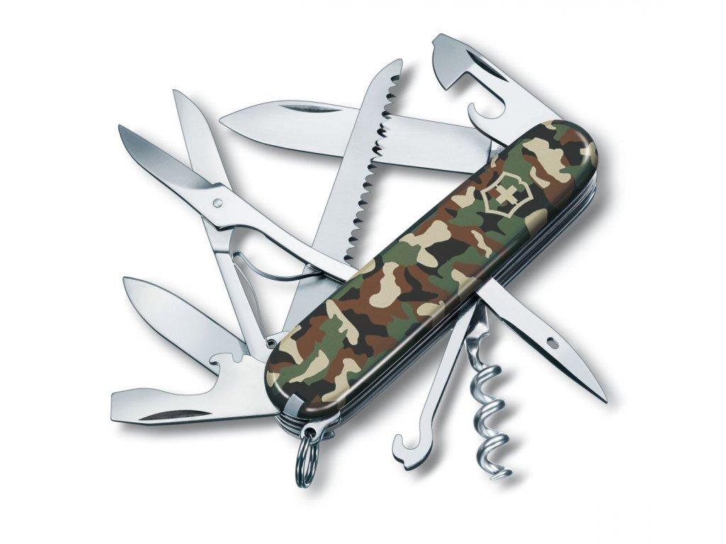 Nůž Victorinox Huntsman camouflage