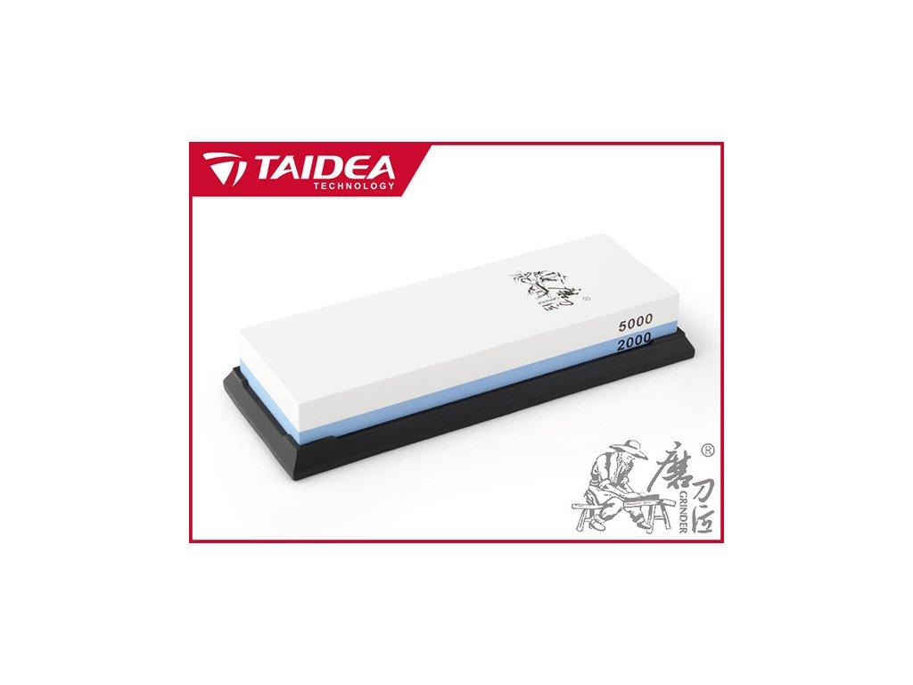 Brusný kámen TAIDEA Kombinovaný 2000/5000