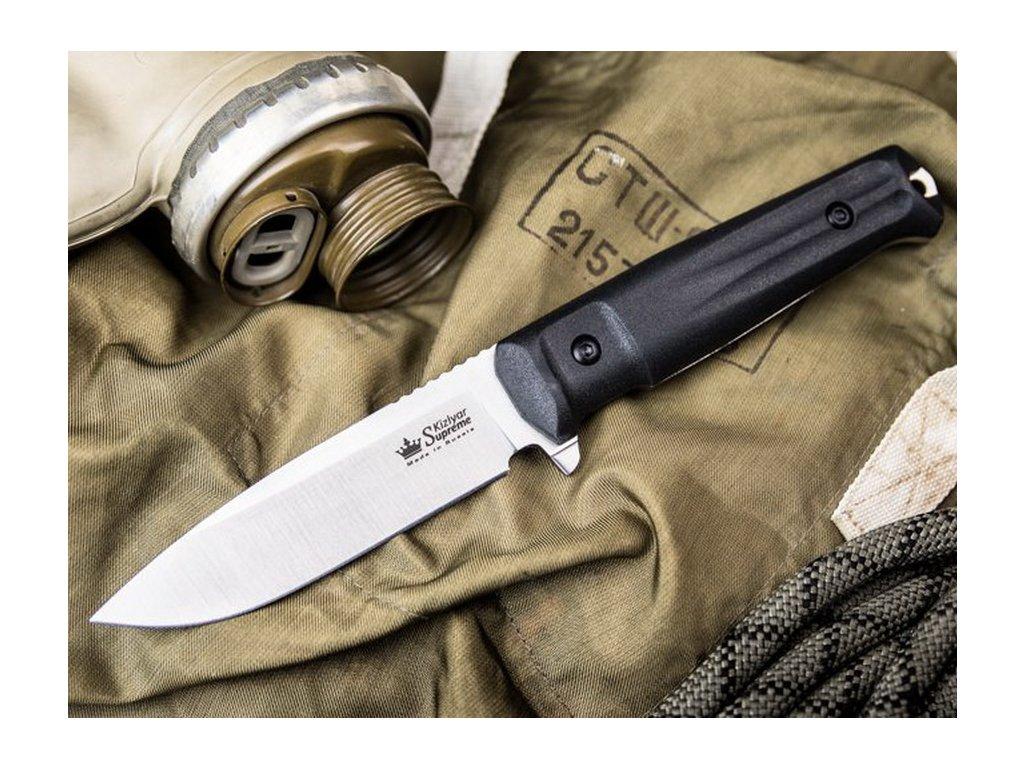 Nůž Kizlyar Supreme Sturm Aus8 S BS BH