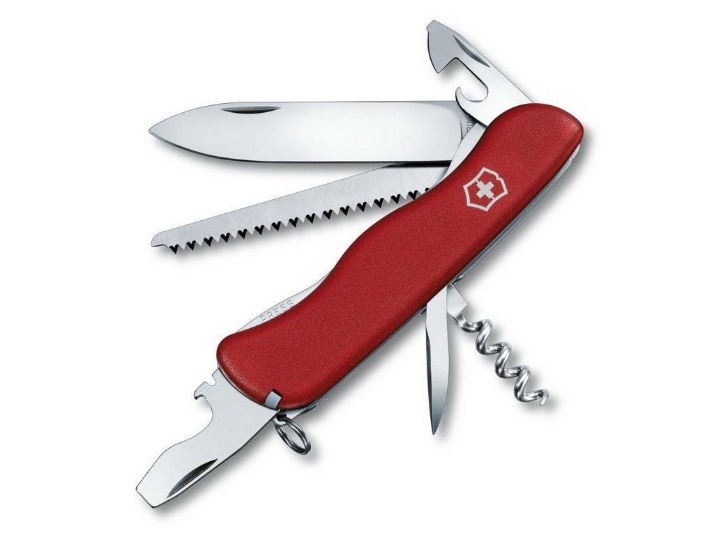 Nůž Victorinox Forester červený