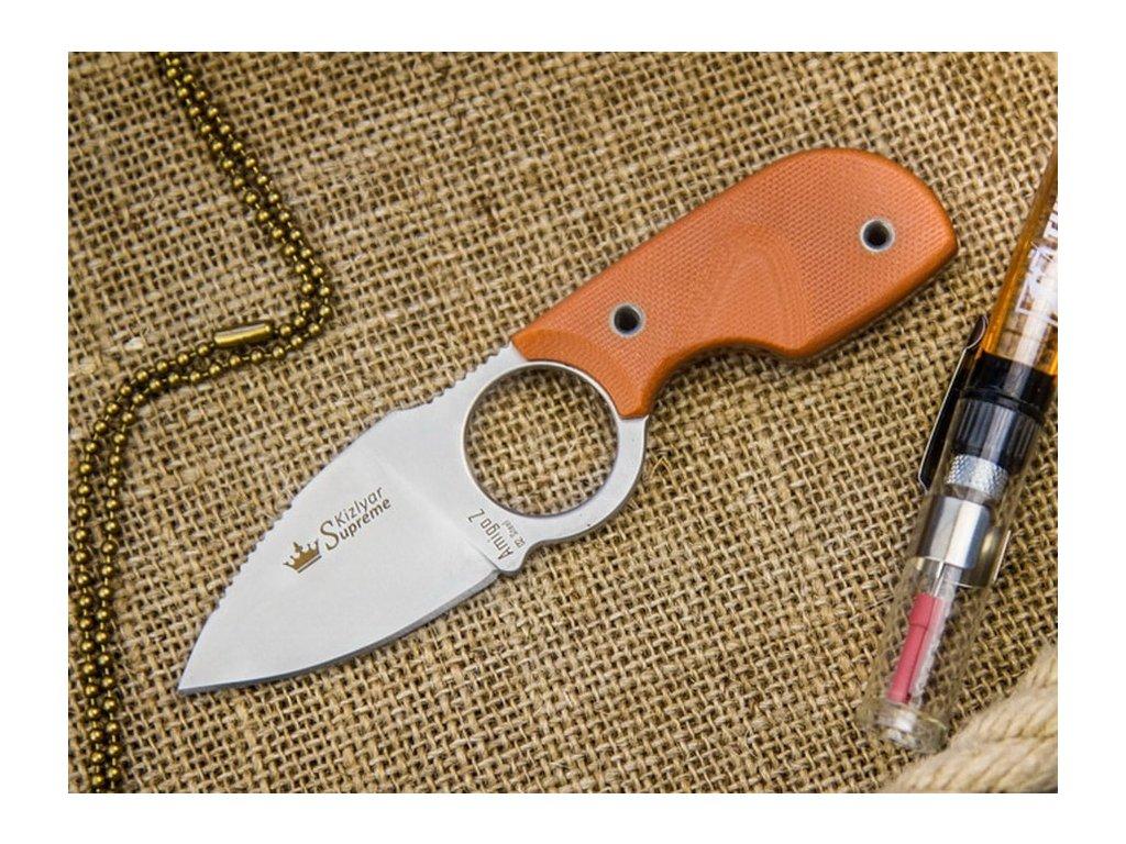Nůž Kizlyar Supreme Amigo Z D2 S OH