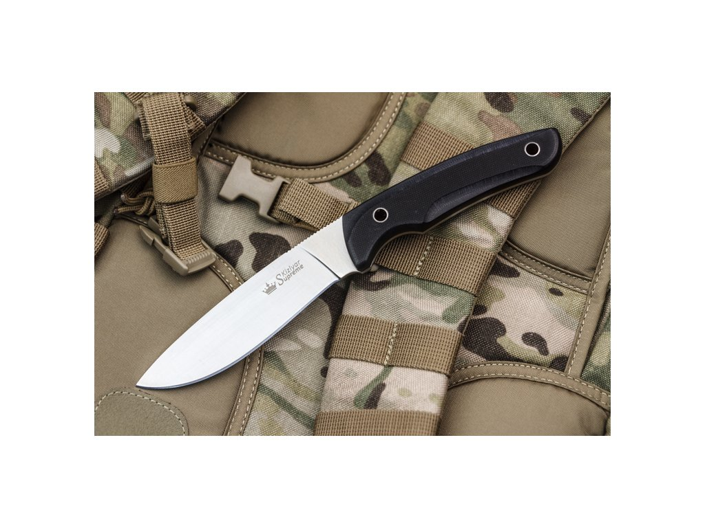 Nůž Kizlyar Supreme Savage Sleipner LSW
