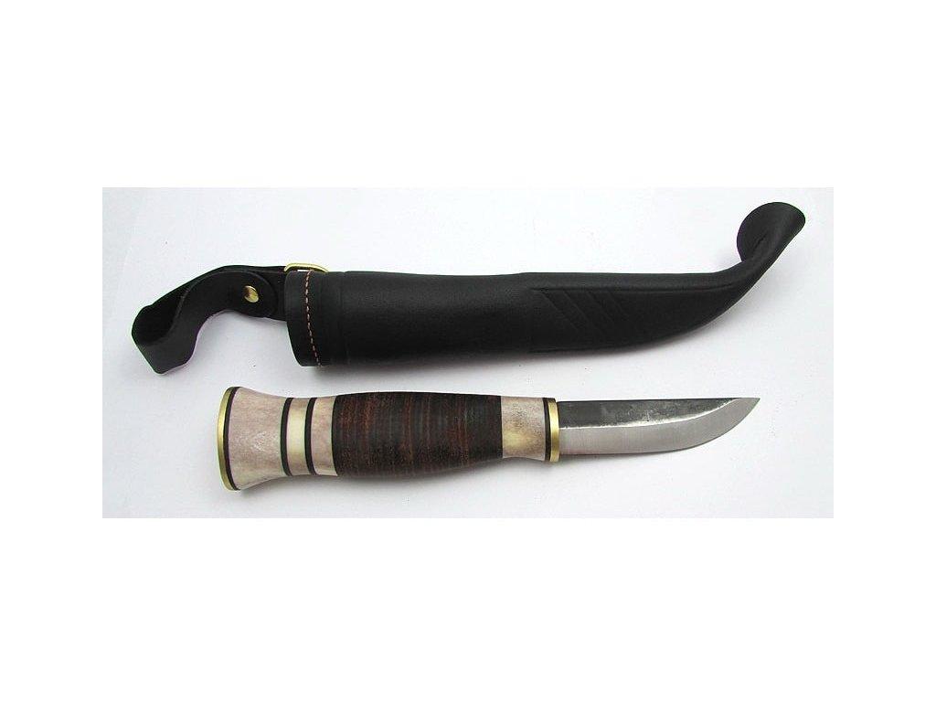 Nůž Lappi Leather 75