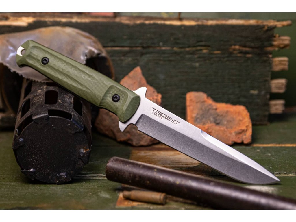 Nůž Kizlyar Supreme Trident AUS-8 LSW