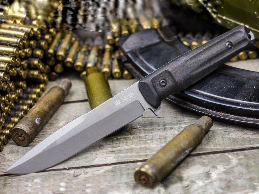 Nůž Kizlyar Supreme Delta Lohmann PGK TacWash