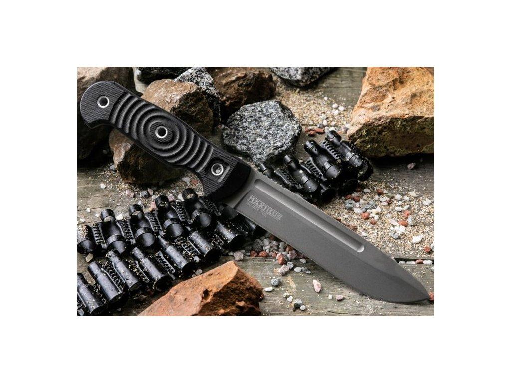 Nůž Kizlyar Supreme Maximus D2 TacWash