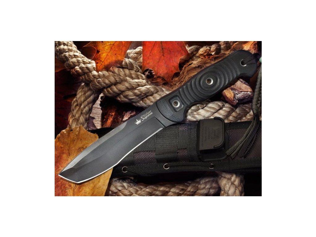 Nůž Kizlyar Supreme Vendetta AUS-8 BT