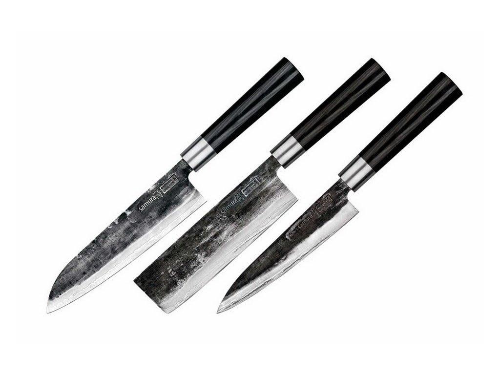 Sada Kuchyňských nožů Samura Super 5