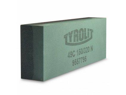 Brusný kámen Tyrolit Kombinovaný 150/320N Karborundum