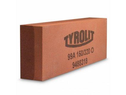Brusný kámen Tyrolit Kombinovaný 150/320 O Umelý Korund