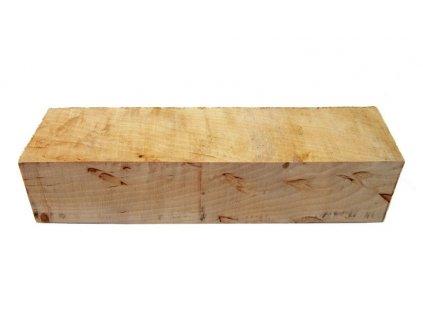 Dřevo Kudrnatá bříza - Curly Birch Standard - Large