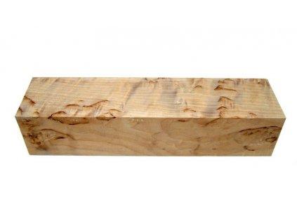 Dřevo Kudrnatá bříza - Curly Birch Super - Large