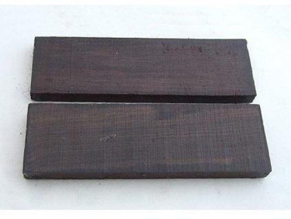 Dřevo Grenadill - Scales 2ks