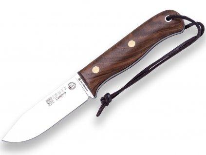 Nůž Joker BS9 Campero CN112 Ořech, Sandvik 14C28N