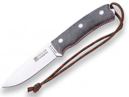 Nůž Joker Bushcrafter CV120-P Micarta, Böhler N695