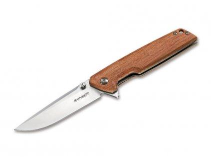Nůž Böker - Magnum Straight Brother Wood