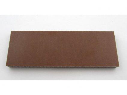 Micarta Brown Linen Small