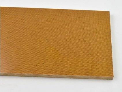 Micarta Mustard Canvas Large