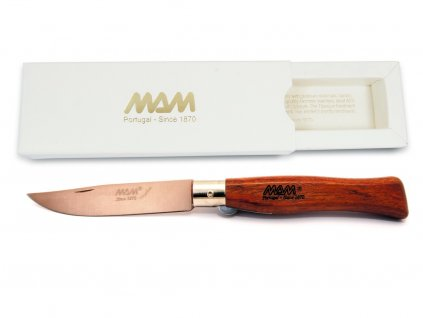 Nůž MAM Hunter Titanium Bronze 2062