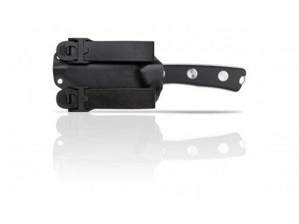 Nůž ANV P200 Mk.II - STONEWASH,PLAIN EDGE, KYDEX SHEATH BLACK