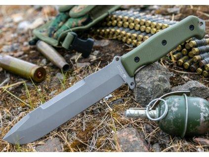 noz kizlyar supreme Survivalist X AUS 8 TW 2 min