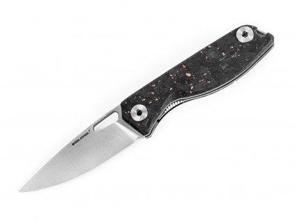 Nůž Real Steel Sidus Copper Shred Carbon Fiber