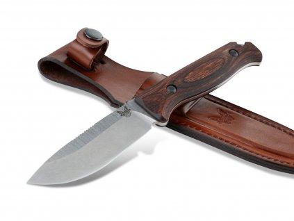 Nůž Benchmade Saddle Mountain Skinner Dymondwood
