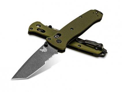 Nůž Benchmade Bailout® 537SGY-1 Serrated