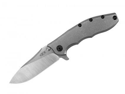 Nůž Zero Tolerance 0562TI Hinderer Titanium CPM-20CV