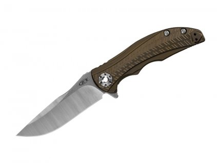 Nůž Zero Tolerance 0609 RJ Martin Bronze Anodized Titanium CPM-20CV