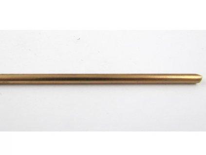 Bronzová kulatina 3x200mm