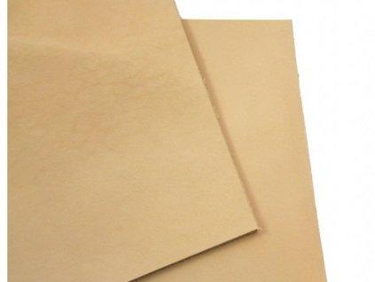 Leštená kůže 3 -3,5mm / 20 x 10 cm