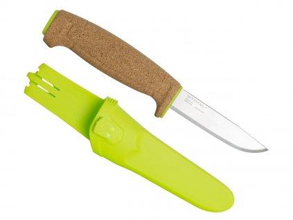 Nůž Morakniv Floating Knife (S) Lime