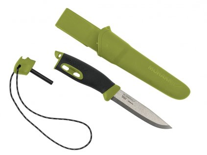 Nůž Morankniv Companion Spark (S) Green