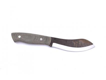 Nůž Brisa Nessmuk 125 Green Micarta