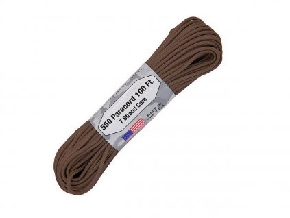 Paracord 550 Brown