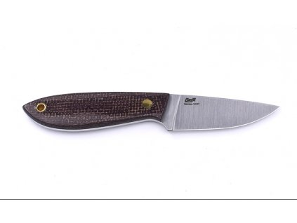 Nůž Brisa BRISA Bobtail 80 Flat / Bison Micarta / Multicarry