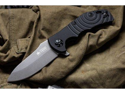 Nůž Kizlyar Supreme Bloke X N690 TacWash