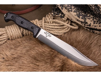Nůž Kizlyar Supreme Bastardo Sleipner S G10