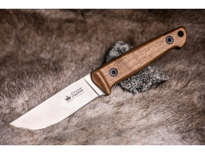 Nůž Kizlyar Supreme Nikki D2 SW Walnut