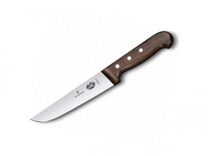 Kuchynský Nůž Victorinox 5.5200.12 Rosewood Řeznický 12 cm
