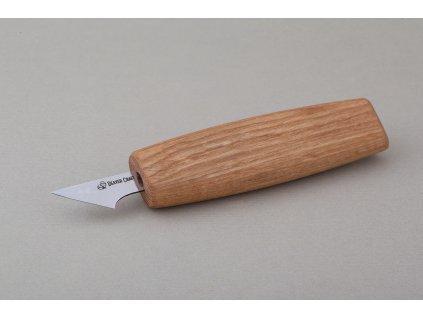 Řezbářský nůž BeaverCraft C11s - Small Knife for Geometric Woodcarving