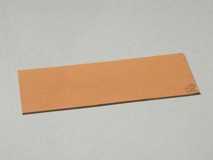 Kůže na obtahování BeaverCraft LS2P1 s brusnou pastou