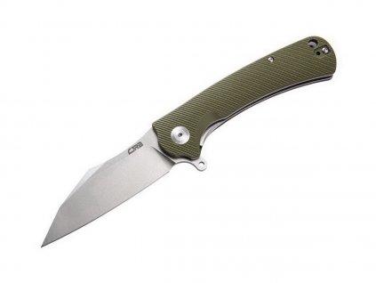 Nůž CJRB Talla J1901 Green G10