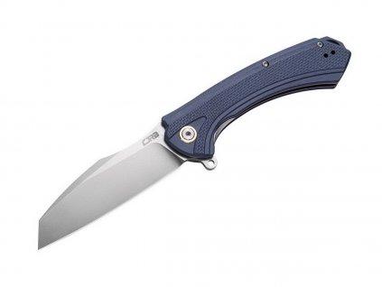 Nůž CJRB Barranca J1909 Gray/Blue G10