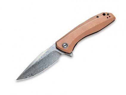 Nůž Civivi Baklash C801DS2 Copper