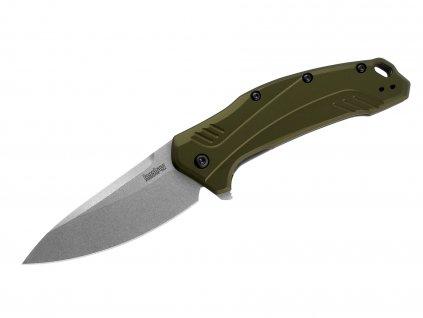 Nůž Kershaw Link 1776OLSW Olive CPM 20CV