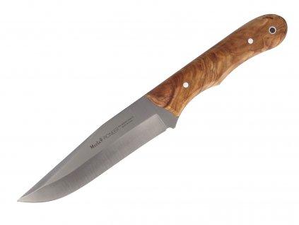 pol pl Noz Muela Full Tang Olive Wood 135mm PIONEER 14 OL 112097 2