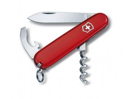 Nůž Victorinox Waiter červený